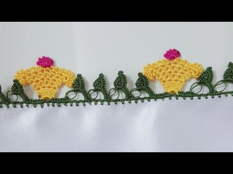 Yıldızlı Bebek Yeleği Modeli Yapımı Türkçe Anlatımlı Videolu