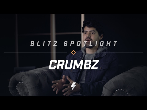 Blitz Spotlight: Crumbz on his controversial gf video, issues w/ gaming houses, and his work on APE
