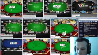 Покер: воскресная сессия (TylerRM) (часть 1)
