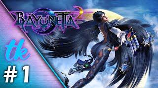 Bayonetta 2 - Prologo - Español (1080p)