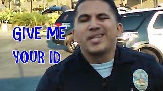 arrested-for-filming-1st-amendment-audit