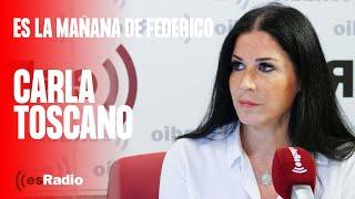Federico Jiménez Losantos entrevista a Carla Toscano