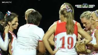 Софтбол Полуфинал Россия Голландия