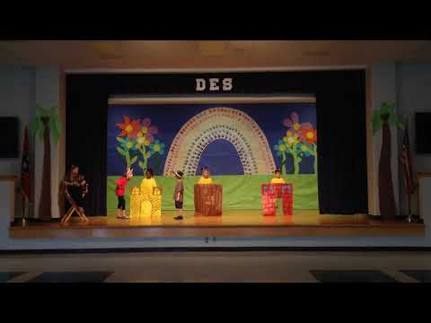 2018 Donelson Elementary School Drama Camp Performance of The Fairy Tale Network