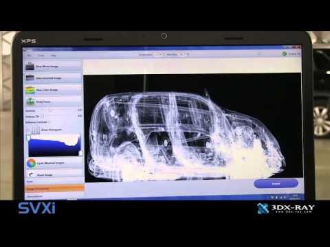 SVXi x rays car  LR
