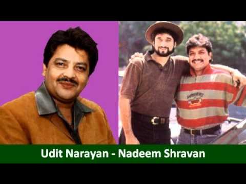 Udit Narayan & Shreya Ghoshal - Khuda Ki Kasam | Nadeem Shravan