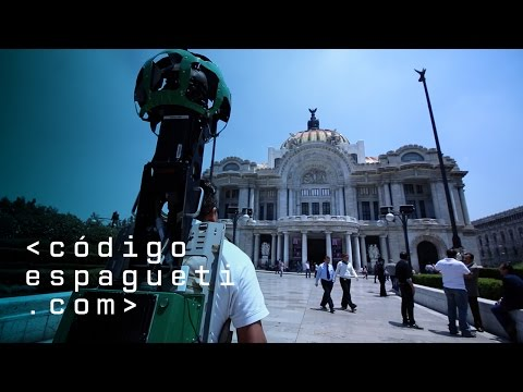 Google Maps -  Palacio de Bellas Artes