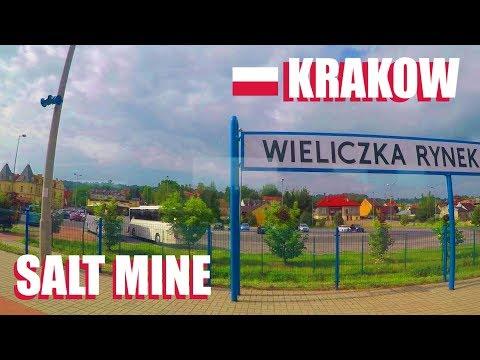 Directions To The Krakow Salt Mines From Krakow City Center