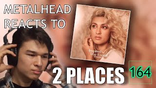 "METALHEAD REACTS TO POP BALLAD: Tori Kelly - ""2 Places"" (Official Audio)"