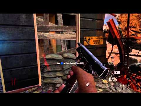 Black Ops 2 Zombies - Die Rise (Great Leap Forward) First Gameplay