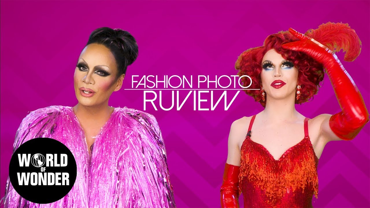 FASHION PHOTO RUVIEW: Drag Race Season 11 Episode 3 with Raja and Aquaria!