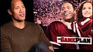Our one-on-one exclusive interview with actor dwayne the rock johnson. for more movie trailers, reviews, celebrity interviews, full movies, clips and m...