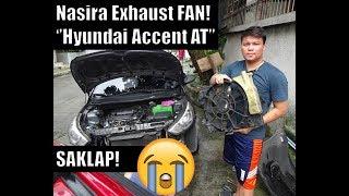 Radiator Fan ng ACCENT ko NASIRA na nman!