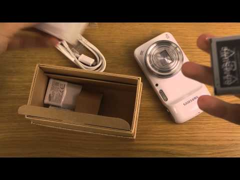 Samsung Galaxy S4 Zoom - Unboxing