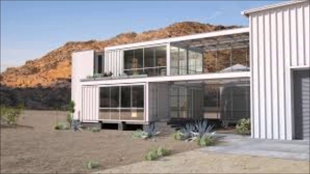 How Long Does It Take To Build A Container House YouTube
