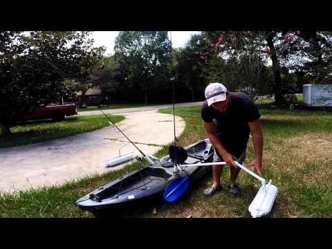 DIY Kayak/Canoe Stabilizers