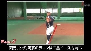 ADVANCED Baseball 一塁手 「正面のゴロを二塁へ送球」 難しいぞ、一塁手の併殺!
