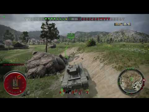 Live World of Tanks NO COMMENTARY Gameplay Dire Liquidators