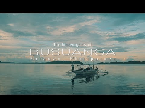 The hidden gems of Busuanga, Palawan