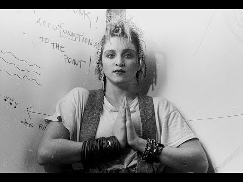 Rare Photos Of Madonna In 1983 Before She Became The Queen Of Pop