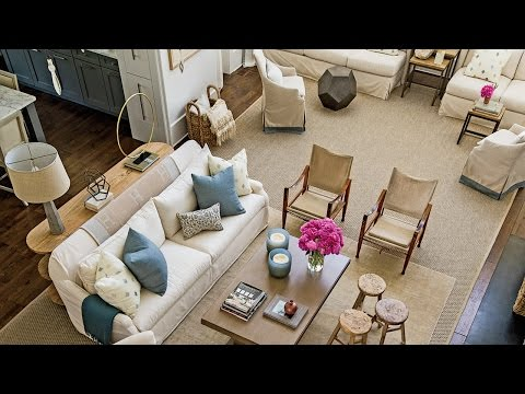 How To Organize An Open Floor Plan