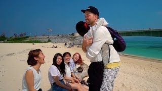 Реакция японок на русского парня и язык тела. Что скрывает Маки? Тачки, девушки и котики Окинавы