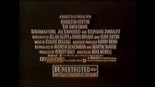 The Awakening 1980 TV trailer