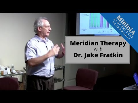 Dr. Jake Fratkin - TCM & Meridian Therapy