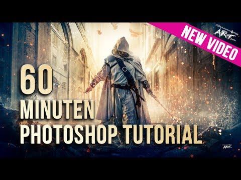 "Assassin ""60 Minuten Photoshop Composing"" von A-Z thumbnail"