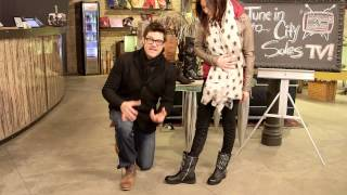 Shopping Snow Boots | Fashion Style Guidance | City Soles TV