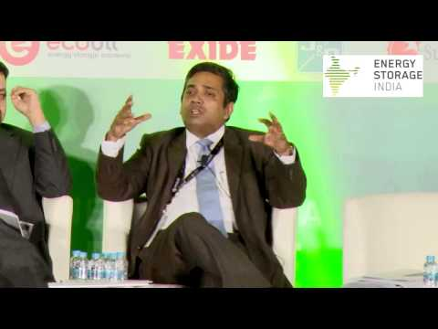 Energy Storage India 2014- Panel Discussion on Financing Storage & Hybrid