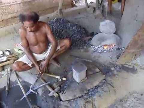 Iron Work Konkan, Iron Work Maharashtra, Lohar  Kam Konakn - Travel Themes