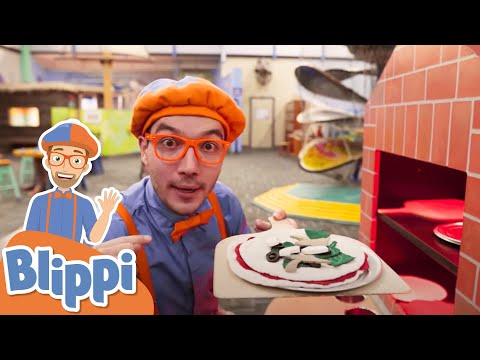 Blippi Visits a Kids Museum! Learning Jobs & Careers For Kids | Educational Videos For Toddlers