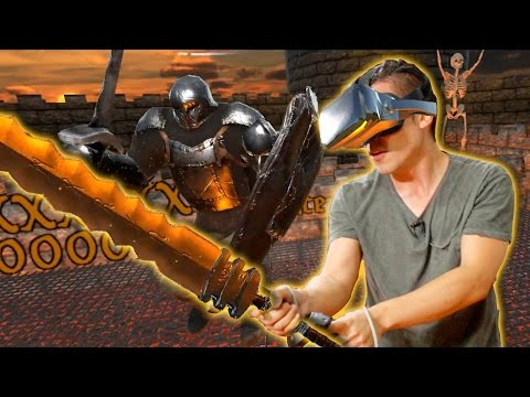 Legendary Special Moves  Sword Master VR