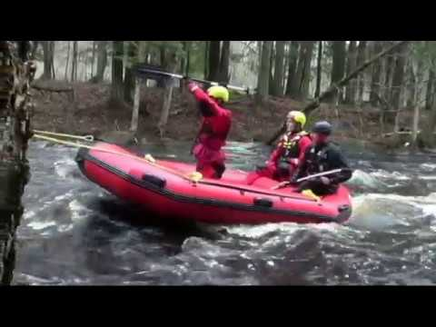 Rescue 3 Flood and Swiftwater Rescue Technician (SRT 1) Class