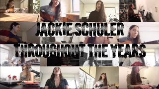 Jackie Schüler throughout the year...