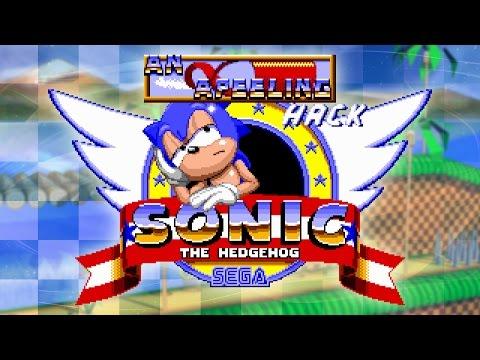 An Apeeling Sonic Hack - Walkthrough