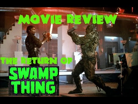 The Return Of Swamp Thing1989 Movie