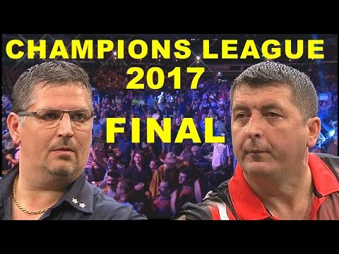 Anderson v Suljović FINAL 2017 Champions League of Darts