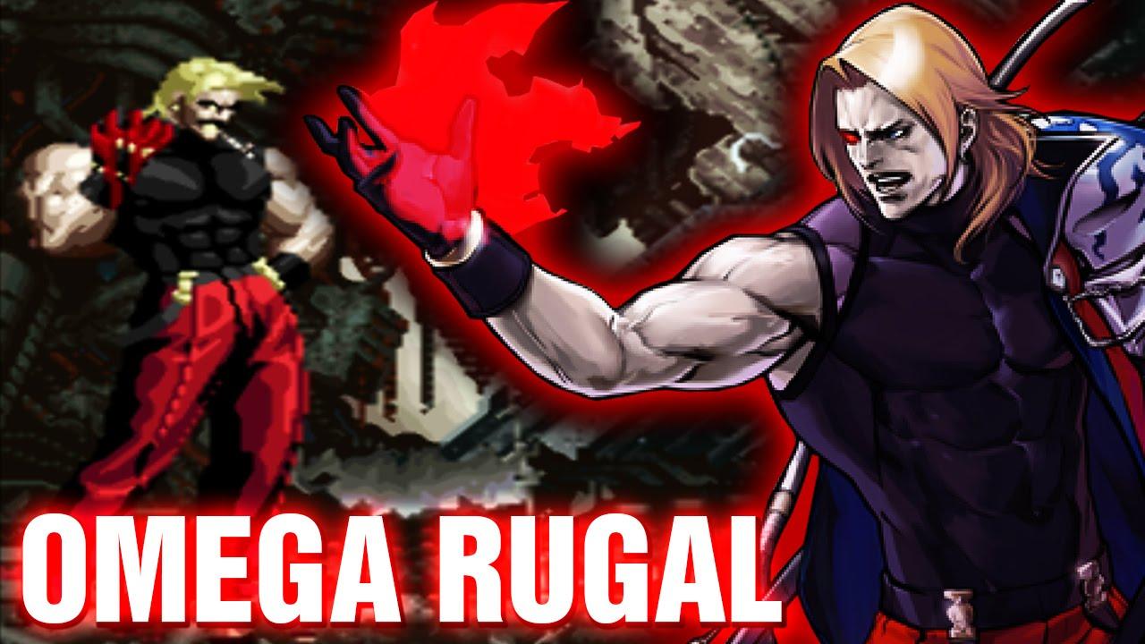 omega rugal