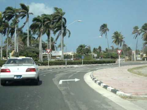 Cruisin' Thru Oranjestad, Aruba Travel Video