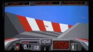 Let's Compare: Powerdrome - Atari ST vs. Amiga