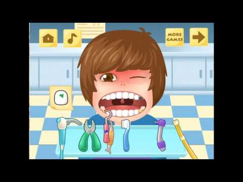 Popstar dentist - Teeth Treat for the stars game
