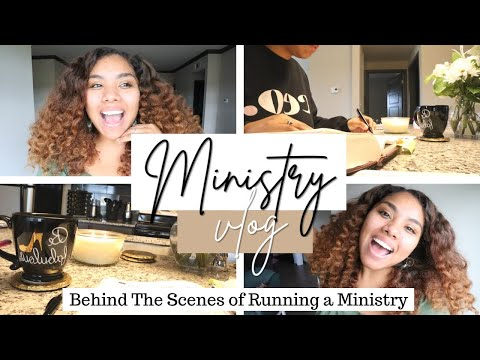 Running A Women's Ministry   The Struggles Of Ministry   Ministry Vlog Episode 1
