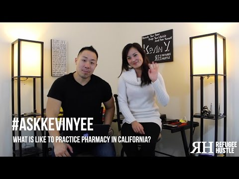 What it's like to practice pharmacy in California