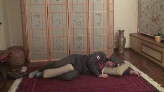 Болезнь Паркинсона специальная гимнастика лёжа 2