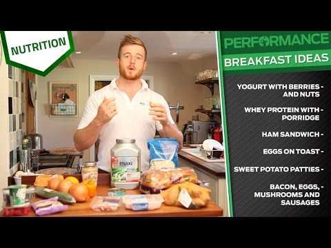 What to eat for breakfast | Elite sports nutrition