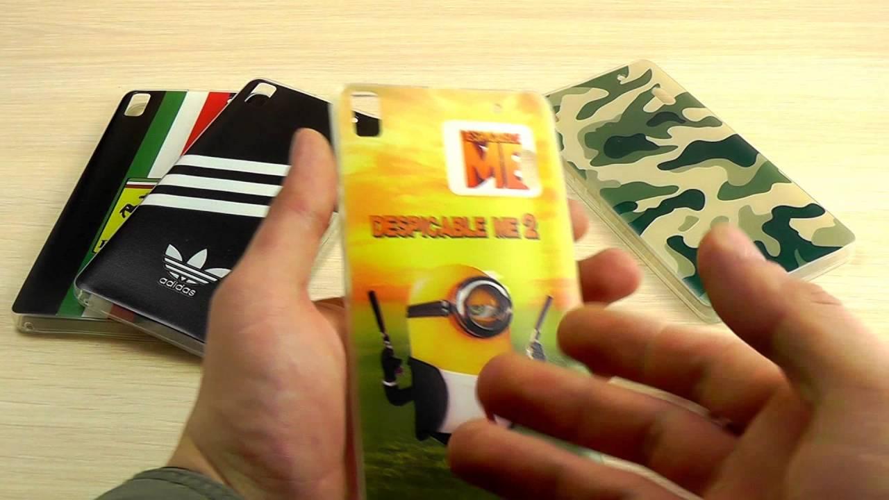 посылка из китая - бампер на Lenovo A7000 - YouTube
