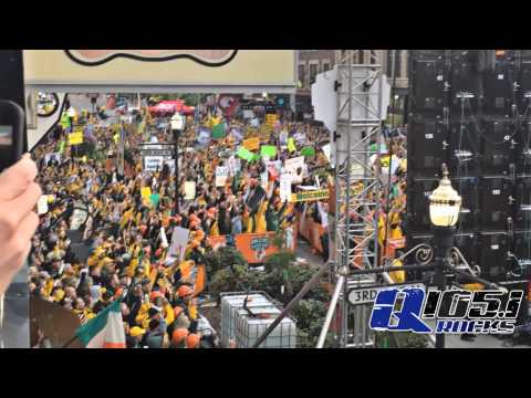 College GameDay Intro in Fargo, ND (9-13-14)