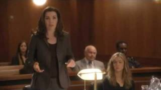 """The Good Wife"" Trailer"